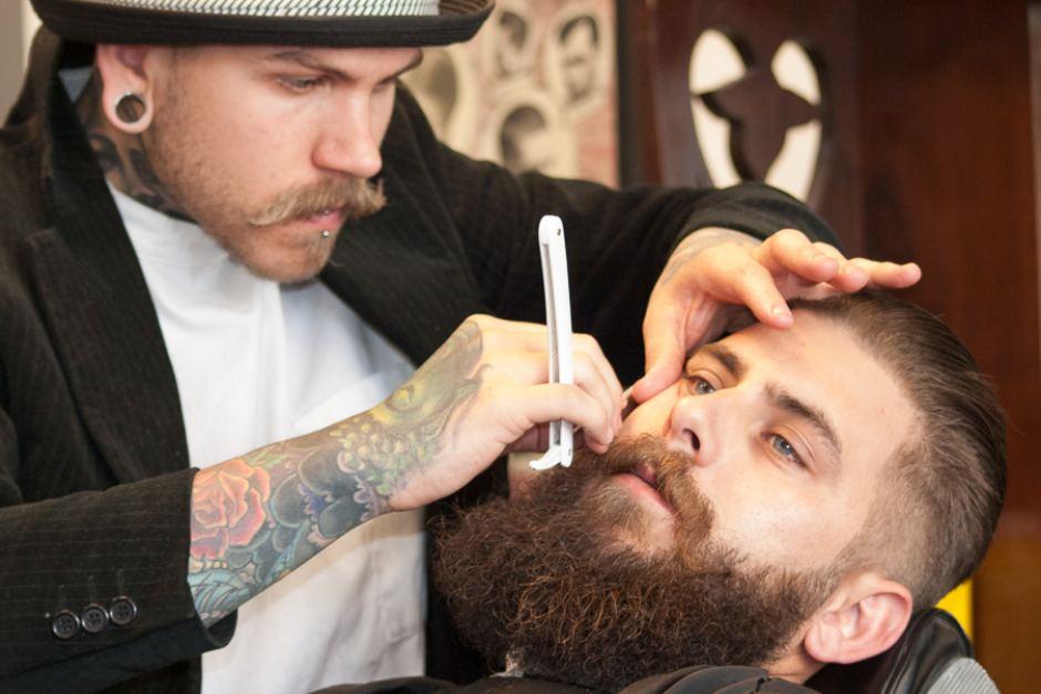 Study Barbering