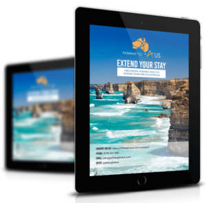 Extend your stay in Australia - Free eBook - Pathway To Aus