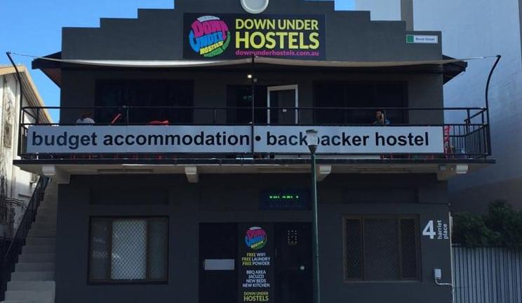 Down Under Hostel 76 Appel St Surfers Paradise 4217