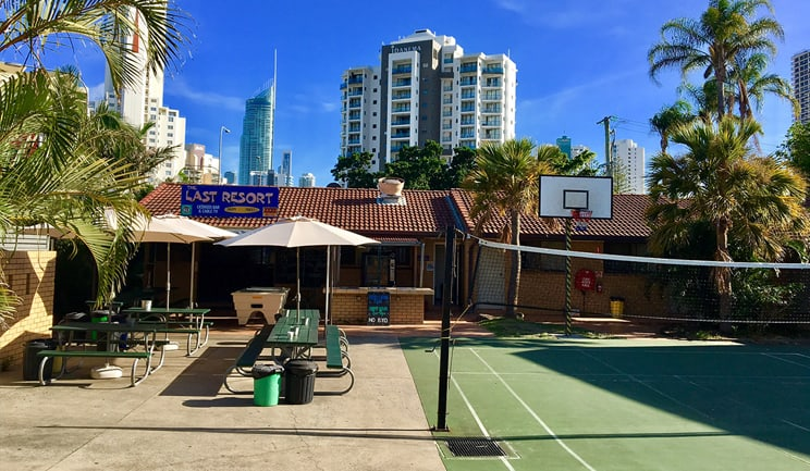 Surfers Paradise Backpackers Resort 2837 Gold Coast Hwy Surfers Paradise 4217