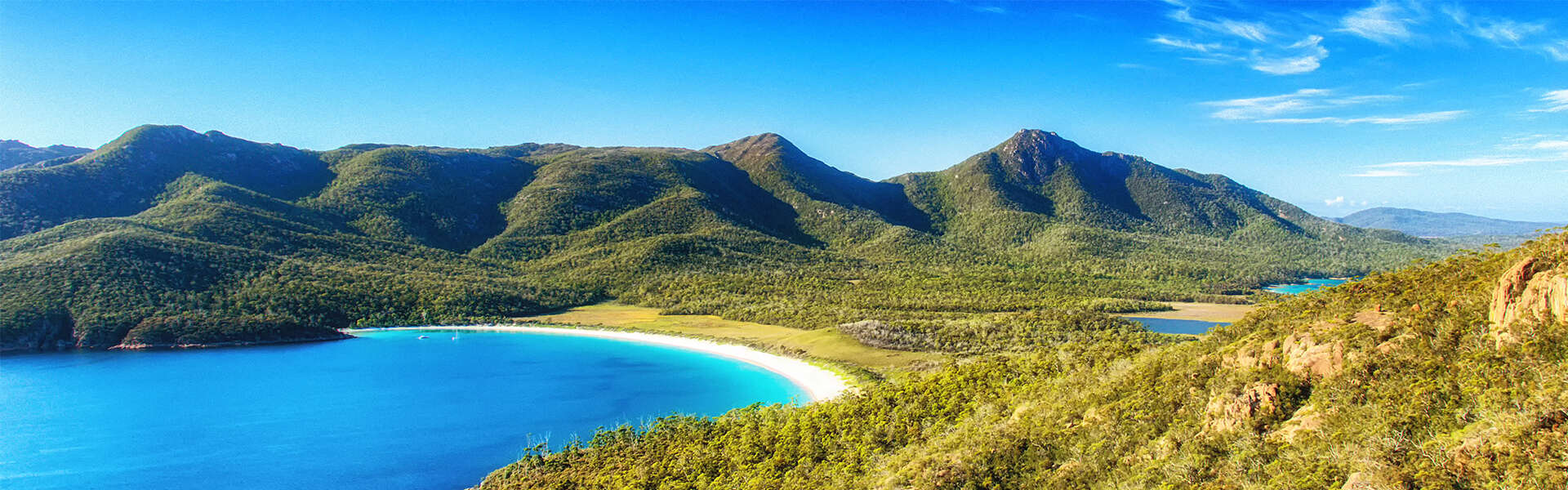 Wineglass bay Patwhay to Aus